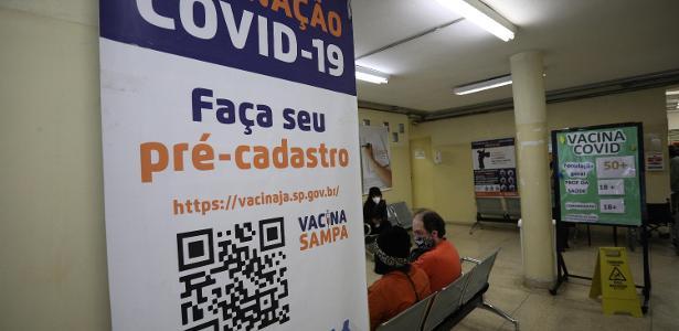 Combate à pandemia   São Paulo retoma hoje vacinação contra a covid com público-alvo de 49 anos