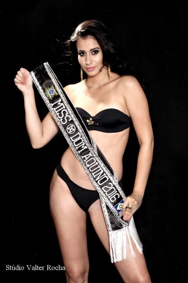 27.jan.2016 - Dom Aquino - Amanda Leila Barbacena Silva, 22 anos