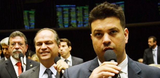 Leonardo Picciani (PMDB-RJ), líder da bancada do PMDB na Câmara