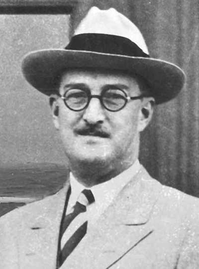 William Boeing, fundador da fabricante de aviões Boeing