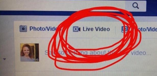 Facebook começa a testar vídeo ao vivo para desktops