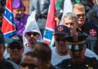 A extrema-direita está em ascensão nos EUA? - AFP