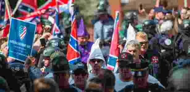 racismo nos eua - AFP - AFP