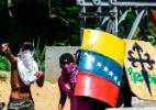 A nova oposição na Venezuela ganha as ruas em meio a crise - Ronald Schemidt/ AFP