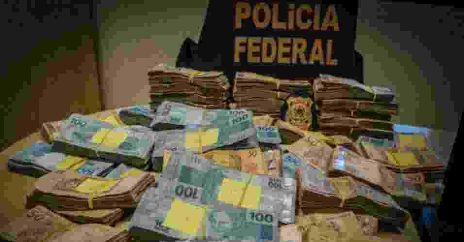 Polícia Federal/Divulgação