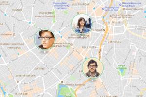 Agora você poderá compartilhar localização em tempo real no WhatsApp (Foto: Divulgação)