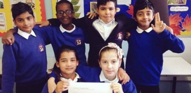 Escola está entre as que registraram maior avanço em leitura, escrita e matemática no Reino Unido
