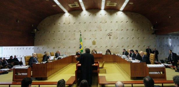 STF fez nesta terça a última sessão plenária do ano - Rosinei Coutinho/STF
