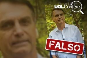 Operação Greenfield não investiga dinheiro da campanha de Bolsonaro (Foto: Arte/UOL)