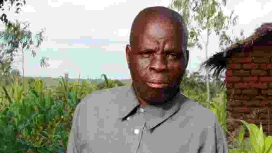 Byson Kaula quase foi executado três vezes, mas sobreviveu até que o Malauí abolisse a pena de morte - BBC