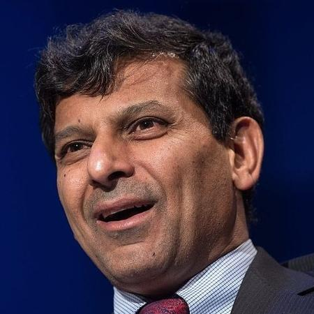 Raghuram Rajan, ex-economista-chefe do FMI - AFP