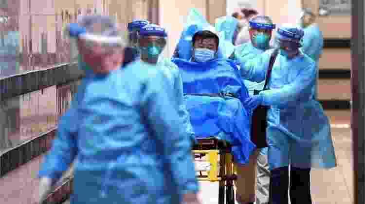 Por enquanto, transmissão é restrita entre pacientes e seus familiares e profissionais de saúde - Reuters