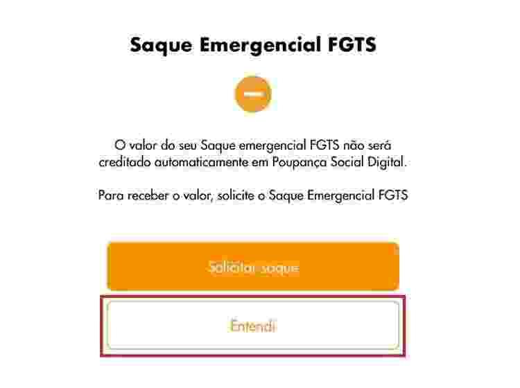 FGTS 5 - Reprodução - Reprodução