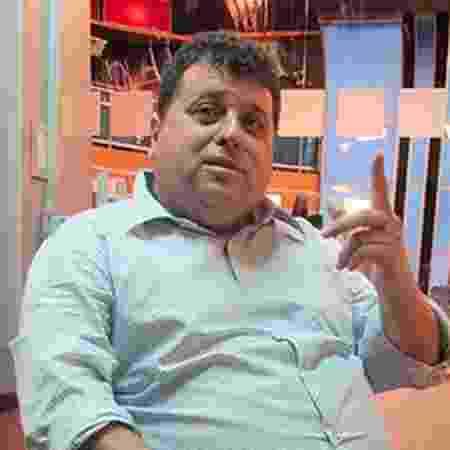 O jornalista Amaury Ribeiro Jr., que passa a integrar o time de colunistas de UOL Notícias - Divulgação
