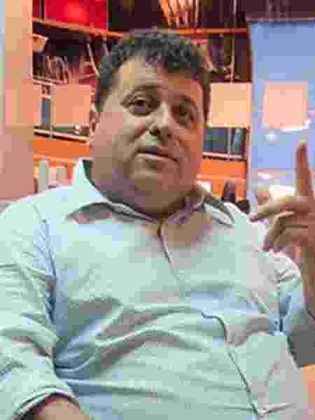 Amaury Ribeiro Jr. - Divulgação - Divulgação