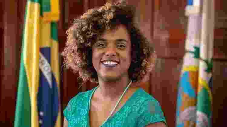 A deputada Dani Monteiro (PSOL) - Rafael Wallace/Divulgação - Rafael Wallace/Divulgação