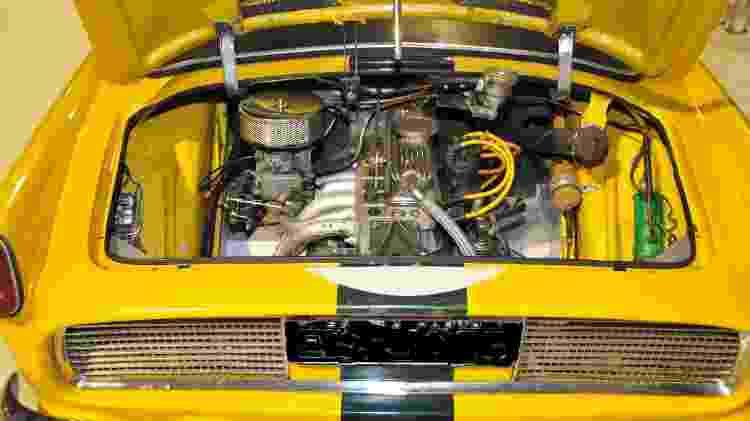 Willys Interlagos motor - Divulgação  - Divulgação