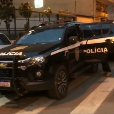 Operação Piànjú tem como objetivo desarticular organização criminosa, com atuação interestadual e internacional - Reprodução/TV Globo