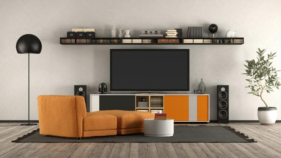 As TVs estão cada vez mais tecnológicas, mas aparelhos externos ajudam a melhorar a experiência - Getty Images
