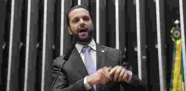 Alexandre Baldy no governo de João Doria (PSDB) - Ananda Borges - 16.abr.2016/Câmara dos Deputados