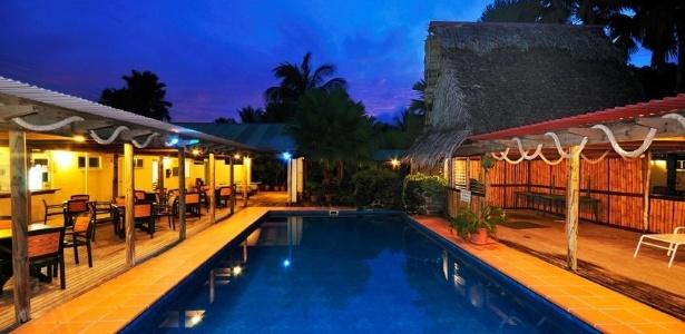 Reprodução/Facebook/Kosrae Nautilus Resort
