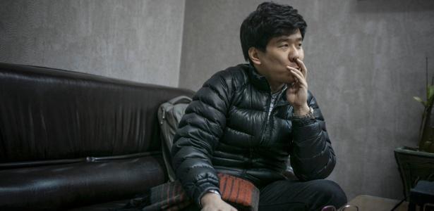 Yu Woo-sung deixou a Coreia do Norte e foi preso na Coreia do Sul em 2013 por espionagem, em Seul