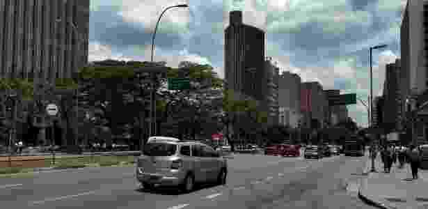 Foto tirada com a câmera principal do Moto Z Play - Márcio Padrão/UOL - Márcio Padrão/UOL