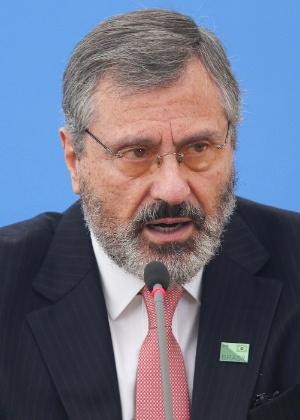 Delegado da PF criticou o ministro da Justiça, Torquato Jardim (foto)