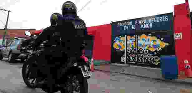 Chacina promovida pela GDE aconteceu em casa de shows de Fortaleza - Rodrigo Carvalho/AFP