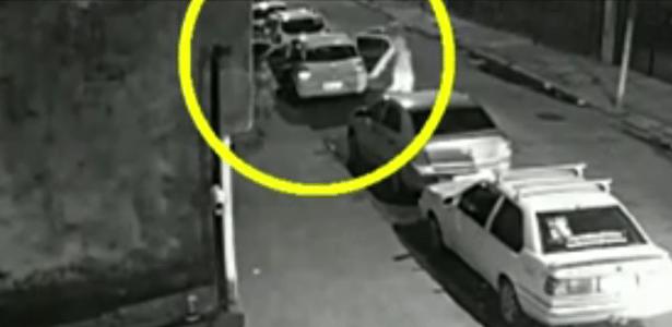 Criminosos seguiram o carro de Marielle até Estácio, onde ela foi assassinada - Reprodução/Globo News