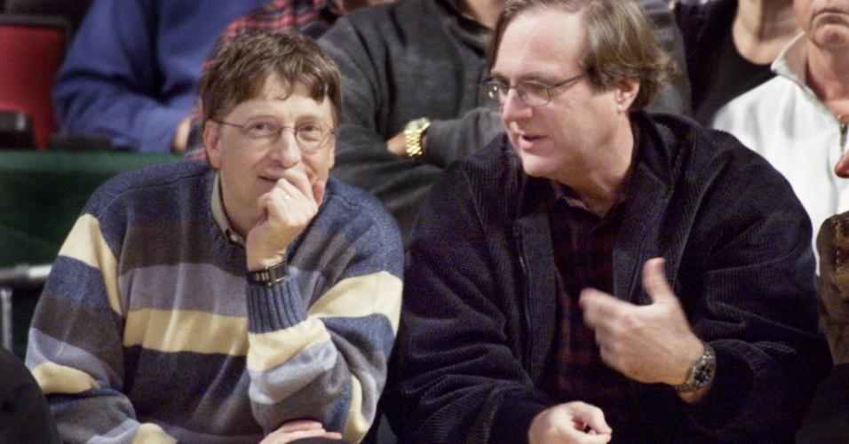 Em Seattle | Paul Allen, cofundador da Microsoft, morre aos 65 anos de câncer