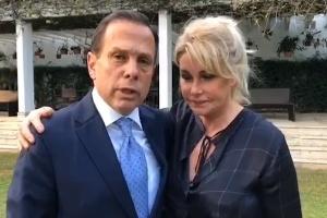 Doria nega veracidade de vídeo íntimo e promete ir à Justiça (Foto: Reprodução)