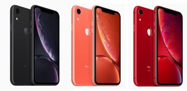 iPhone XR americano não tem a banda 28, usada por Claro, TIM e Vivo - Divulgação