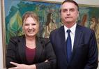 """Joice diz que fala de Bolsonaro sobre fundo eleitoral é """"molecagem"""" - Reprodução/Twitters"""