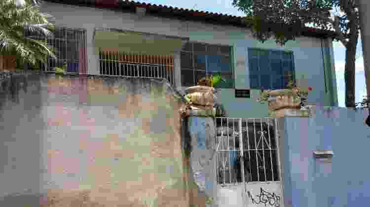 Escola Municipal Padre Machado - Luciana Quierati/UOL - Luciana Quierati/UOL