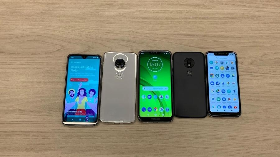 c26767ad4 Do básico ao quase premium  qual o melhor celular Motorola para você