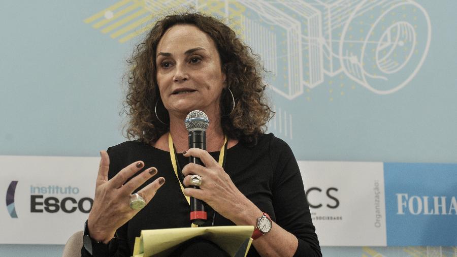Elena Landau, ex-diretora do BNDES, em foto de 2018 - Reinaldo Canato/Folhapress