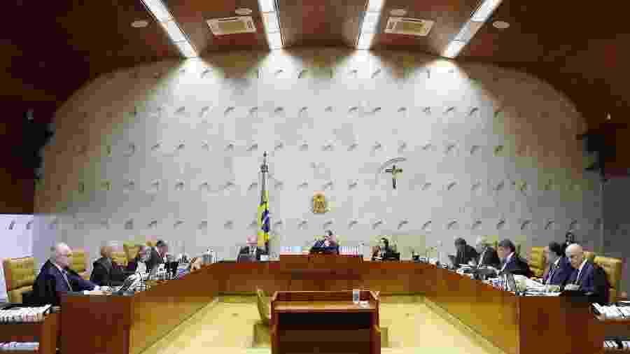Matéria é pano de fundo do habeas corpus apresentado pela defesa de uma idosa condenada, em 2013, por injúria qualificada pelo preconceito - Rosinei Coutinho/SCO/STF