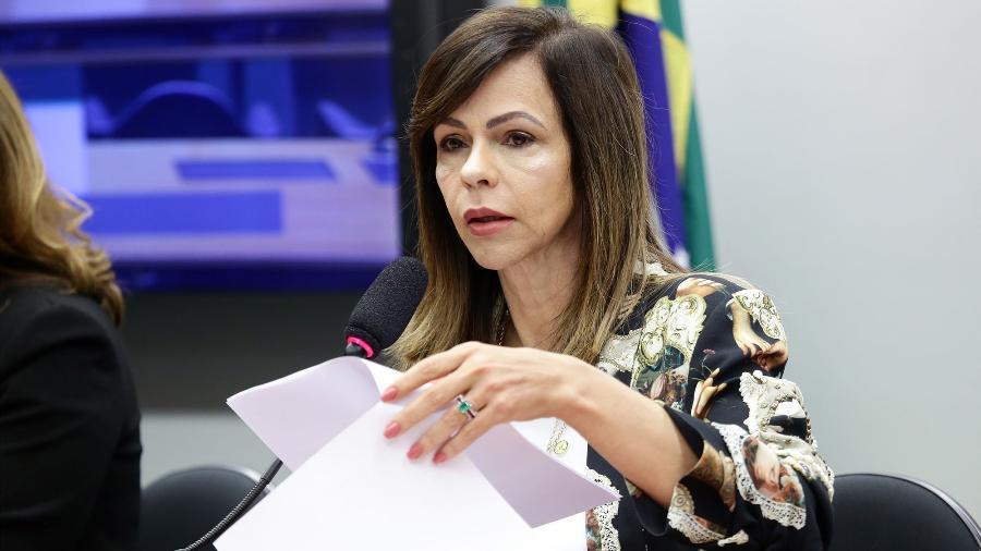 """Deputada Dorinha Seabra disse que houve uma construção entre as deputadas para """"preservar o projeto"""" e trazer o texto de volta à Casa - Michel Jesus - 6.nov.2018/Câmara dos Deputados"""