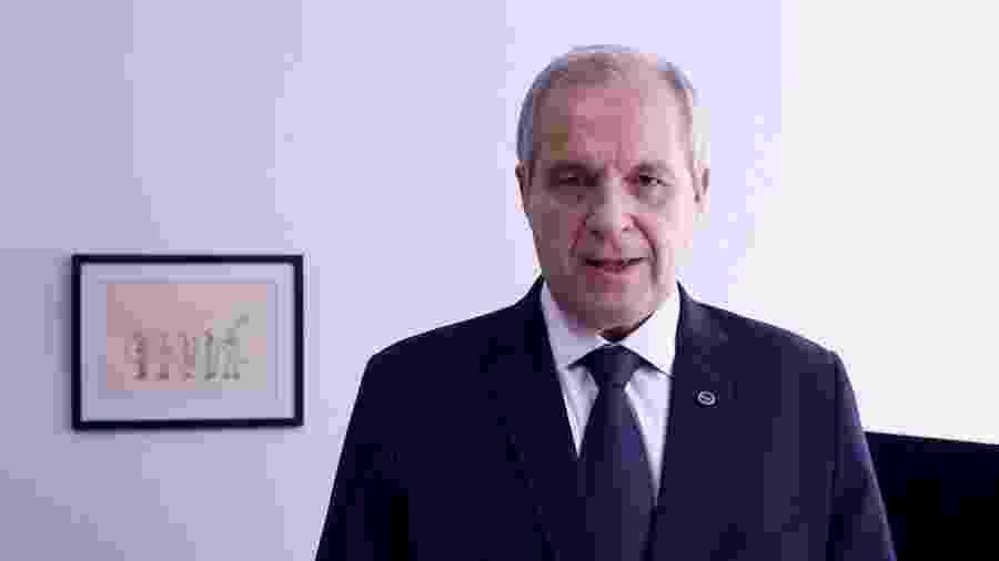 José Paulo Martins integrou o Ministério da Cultura e esteve à frente da Sefic (Secretaria de Fomento e Incentivo à Cultura) - Reprodução/Youtube