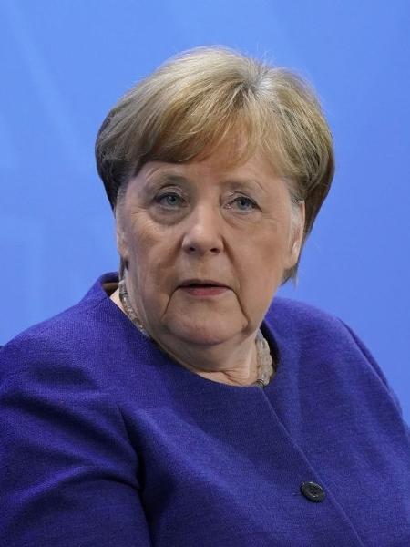 A chanceler da Alemanha, Angela Merkel; economia do país sente os efeitos da pandemia  - Sean Gallup/Getty Images