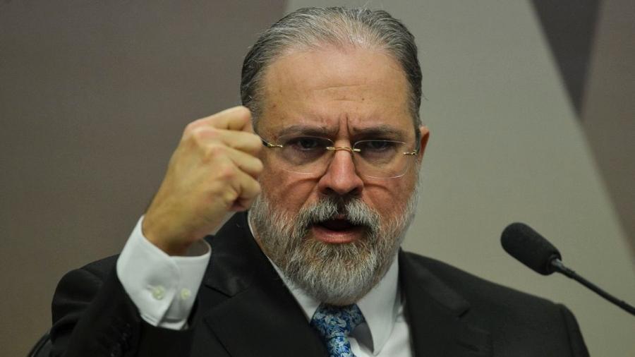 O procurador-geral da República, Augusto Aras será sabatinado hoje na CCJ do Senado - Marcelo Camargo/Agência Brasil