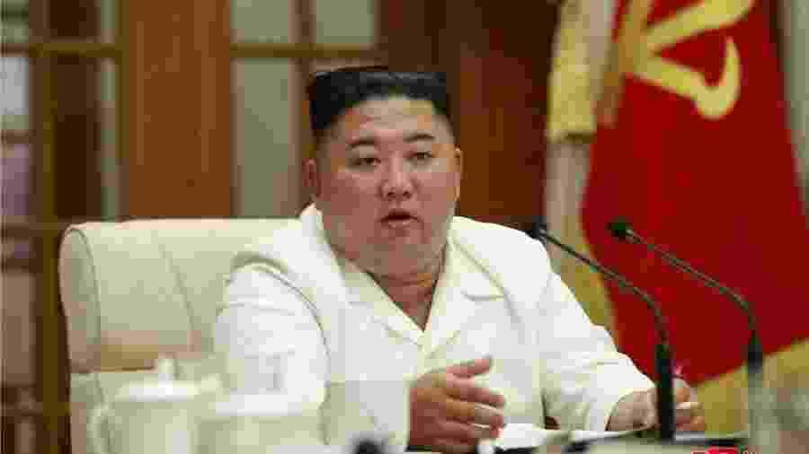 Kim Jong-un disse que o incidente nunca deveria ter acontecido - Reuters
