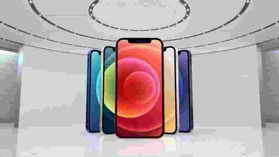 iPhone 12 - Reprodução