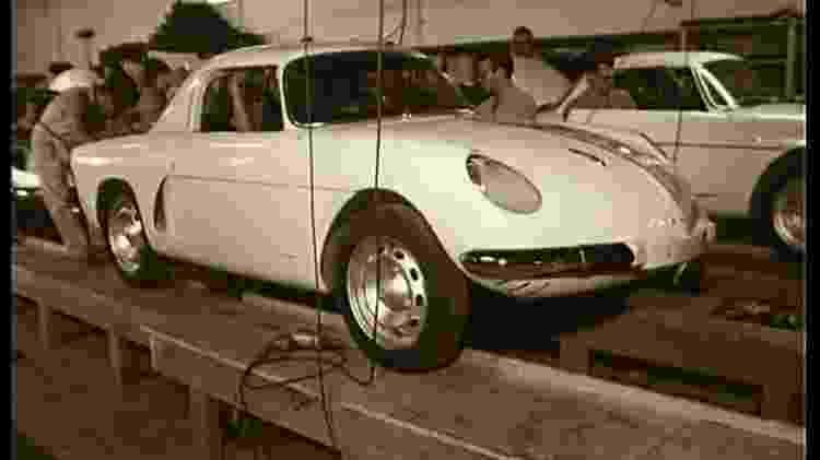 Produção Willys Interlagos - Divulgação  - Divulgação