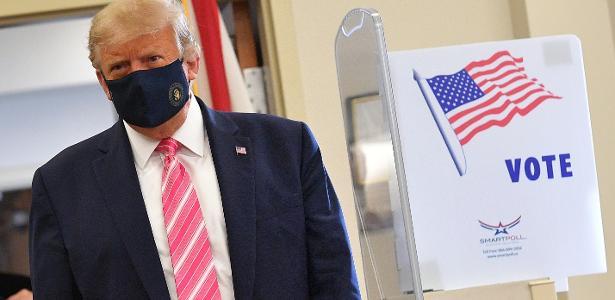 Trump diz que americanos 'não ouvirão muito mais' sobre covid após eleição