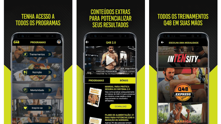 App Q48 - Reprodução - Reprodução