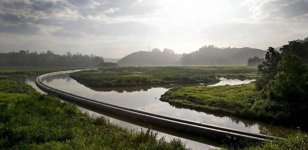 Transposição de água da Billings para o sistema Alto Tietê é aposta contra crise - Fabio Braga/Folhapress
