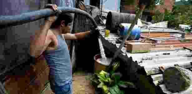 água Venezuela - AFP - AFP