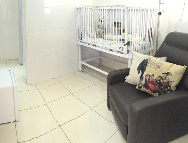 Acomodação para animal com o dono no Pronto Socorro Veterinário em Uberlândia (MG)